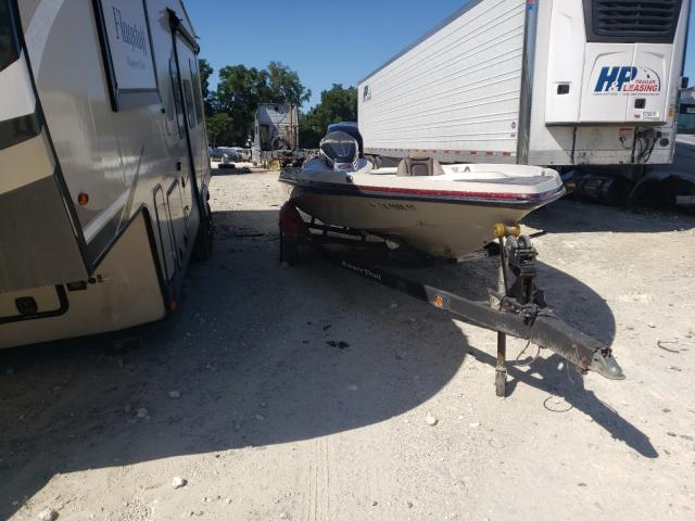 Salvage cars for sale from Copart Ocala, FL: 2016 RAN Boat Trlr