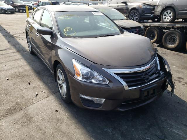 Salvage cars for sale from Copart Colton, CA: 2014 Nissan Altima 2.5