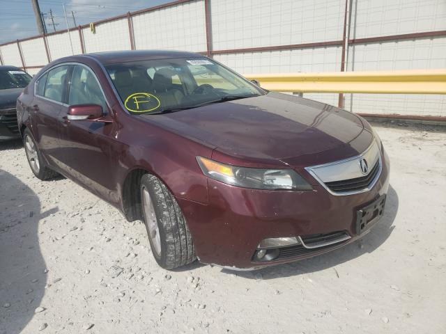 Salvage cars for sale from Copart Haslet, TX: 2013 Acura TL