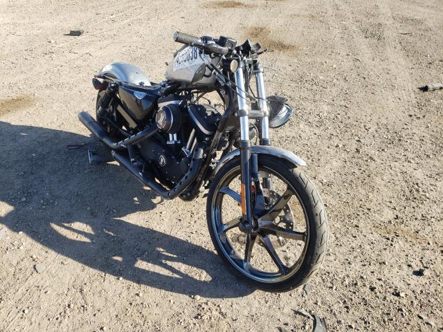 Harley-Davidson salvage cars for sale: 2014 Harley-Davidson XL883 Iron
