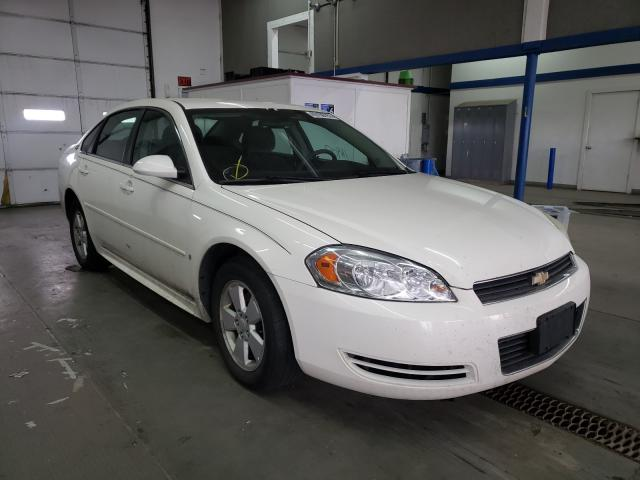Salvage cars for sale from Copart Pasco, WA: 2009 Chevrolet Impala 1LT