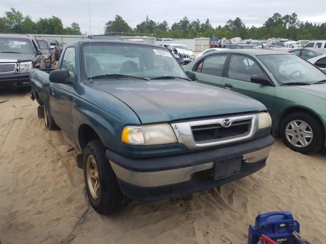 Mazda B2500 salvage cars for sale: 1999 Mazda B2500