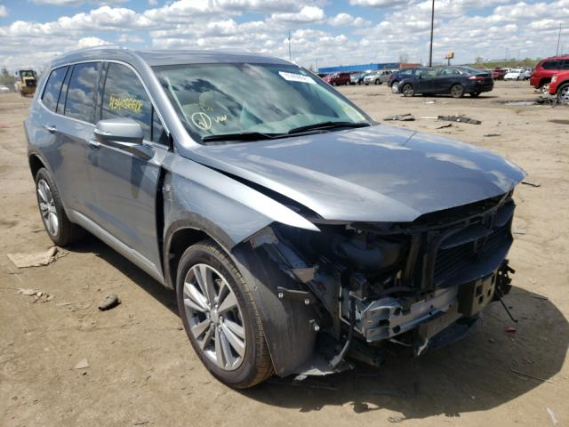 Salvage cars for sale from Copart Woodhaven, MI: 2020 Cadillac XT6 Premium