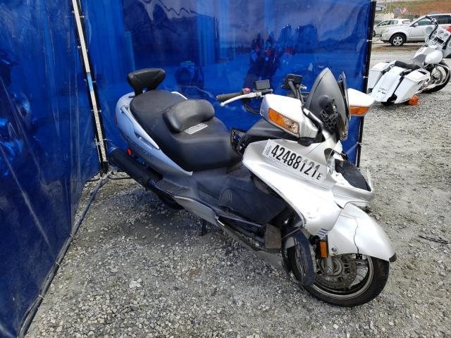 Salvage cars for sale from Copart Spartanburg, SC: 2003 Suzuki AN650 K3