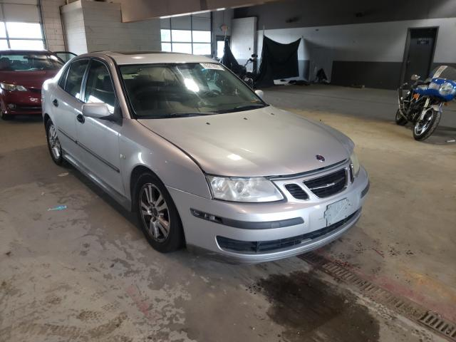 Salvage cars for sale from Copart Sandston, VA: 2005 Saab 9-3 Linear