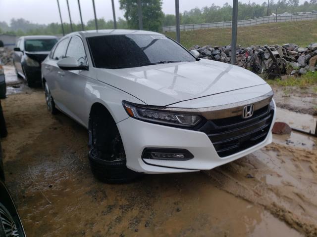Vehiculos salvage en venta de Copart Gaston, SC: 2018 Honda Accord Sport