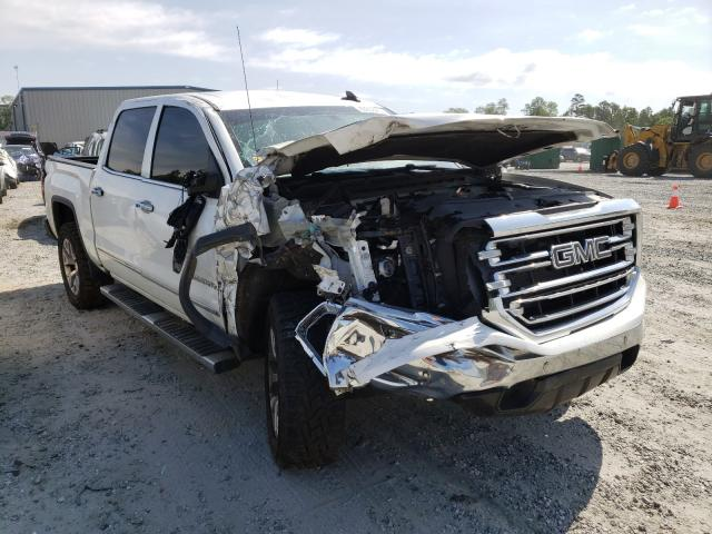 Salvage cars for sale from Copart Spartanburg, SC: 2016 GMC Sierra C15