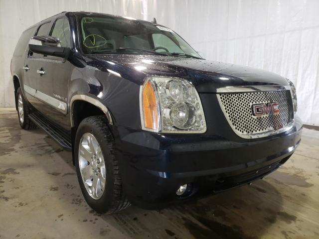 Salvage cars for sale from Copart Central Square, NY: 2007 GMC Yukon XL K