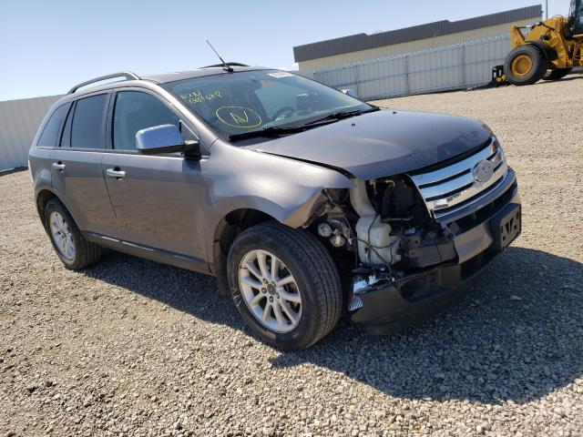 Salvage 2009 FORD EDGE - Small image. Lot 42314961