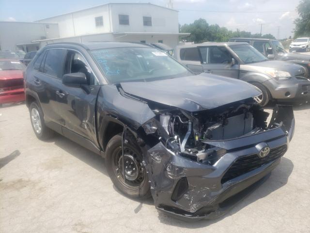 2021 Toyota Rav4 LE en venta en Riverview, FL