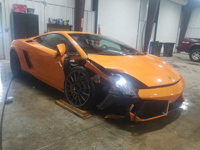 Lamborghini salvage cars for sale: 2013 Lamborghini Gallardo