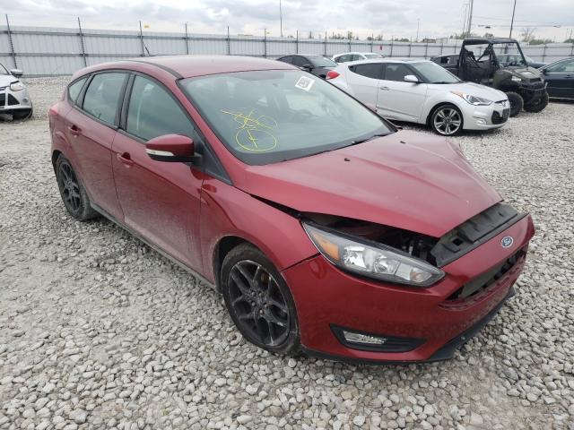 Vehiculos salvage en venta de Copart Alorton, IL: 2016 Ford Focus SE