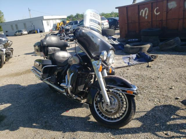 Salvage cars for sale from Copart Baltimore, MD: 2009 Harley-Davidson Flhtc
