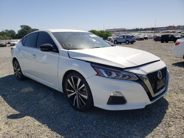 Salvage cars for sale from Copart Antelope, CA: 2019 Nissan Altima SR