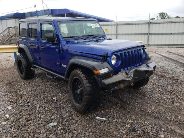 2018 Jeep Wrangler U for sale in Hueytown, AL