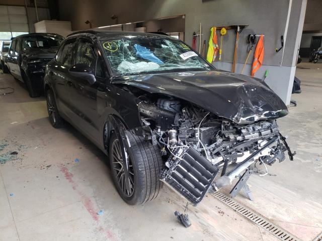 Salvage cars for sale from Copart Sandston, VA: 2020 Porsche Cayenne