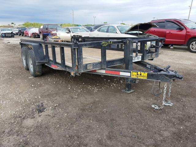 Salvage cars for sale from Copart Indianapolis, IN: 2020 Long Trailer