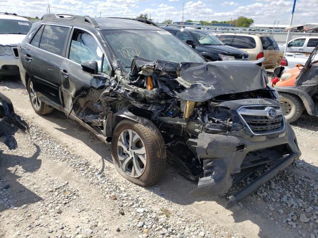 Subaru Outback LI salvage cars for sale: 2021 Subaru Outback LI