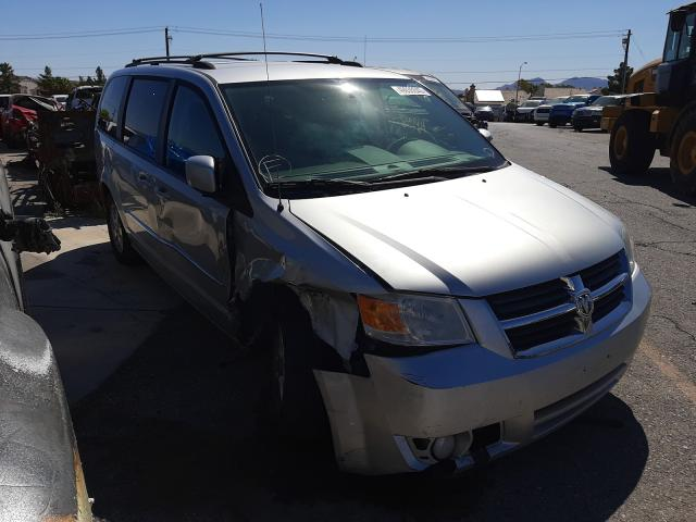Salvage cars for sale from Copart Las Vegas, NV: 2010 Dodge Grand Caravan