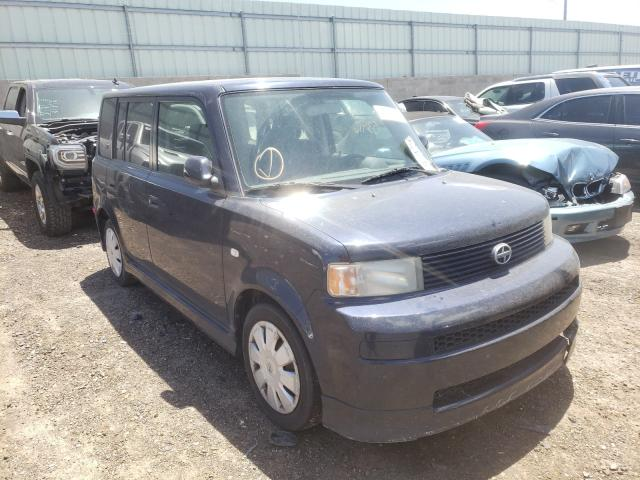 Salvage cars for sale from Copart Albuquerque, NM: 2006 Scion XB
