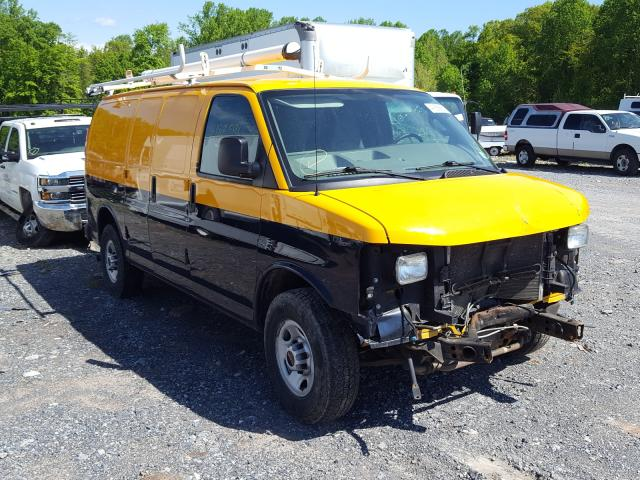 GMC Savana G35 salvage cars for sale: 2016 GMC Savana G35