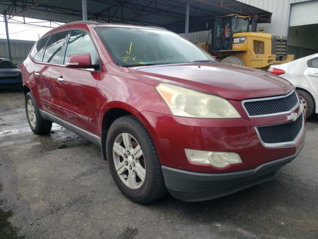 Salvage cars for sale from Copart Orlando, FL: 2009 Chevrolet Traverse L