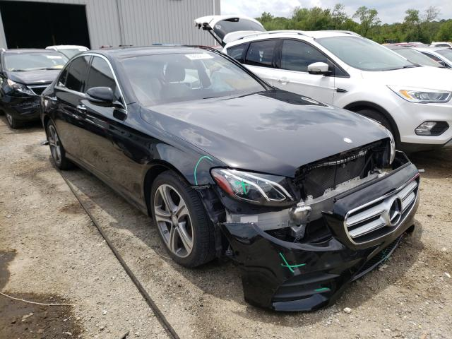 Salvage cars for sale from Copart Jacksonville, FL: 2017 Mercedes-Benz E 300