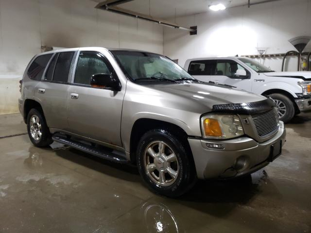 Salvage cars for sale from Copart Portland, MI: 2003 GMC Envoy