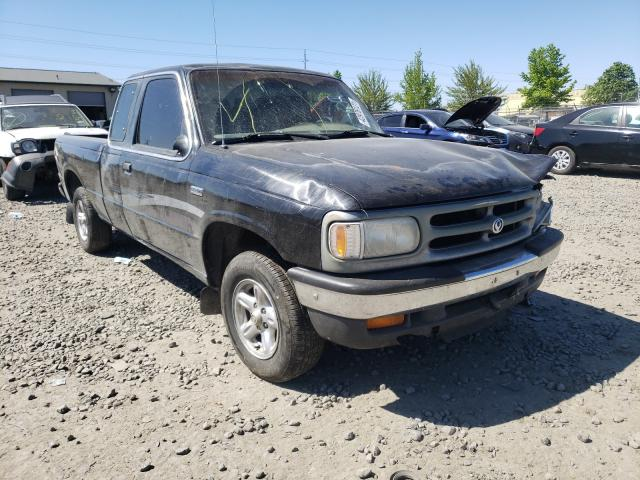 Salvage cars for sale from Copart Eugene, OR: 1997 Mazda B2300 Cab