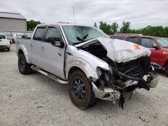 Salvage cars for sale from Copart Chatham, VA: 2011 Ford F150 Super