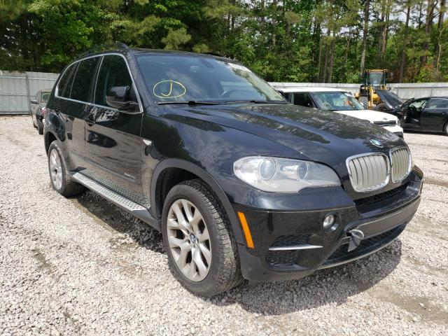 Salvage cars for sale from Copart Knightdale, NC: 2013 BMW X5 XDRIVE3