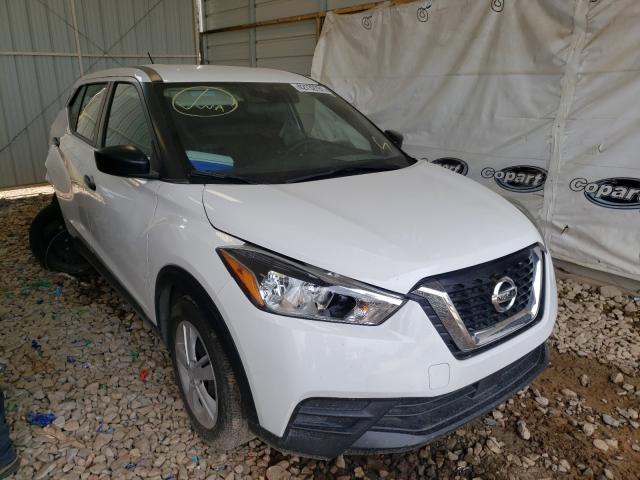 Nissan Vehiculos salvage en venta: 2020 Nissan Kicks S