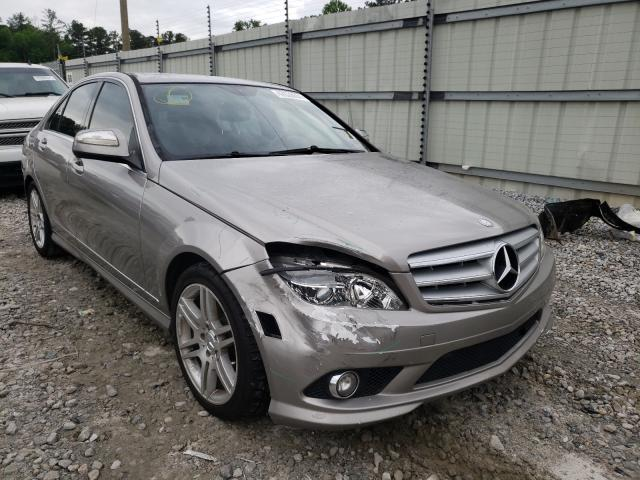 Salvage 2009 MERCEDES-BENZ C CLASS - Small image. Lot 42628631