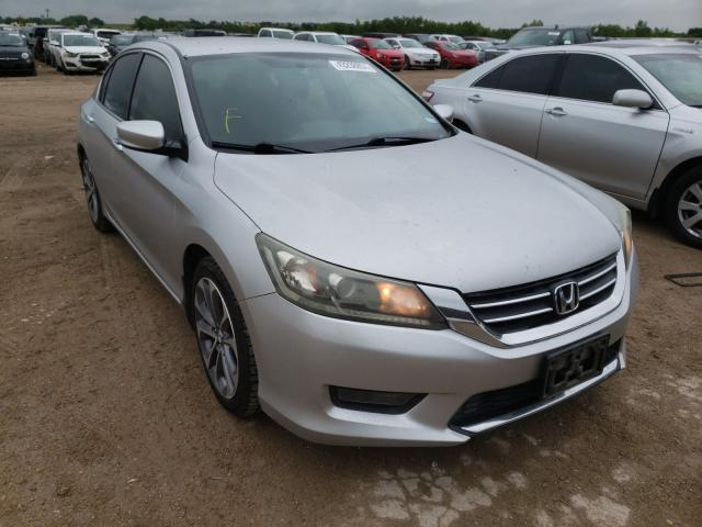 Salvage cars for sale from Copart Temple, TX: 2014 Honda Accord Sport