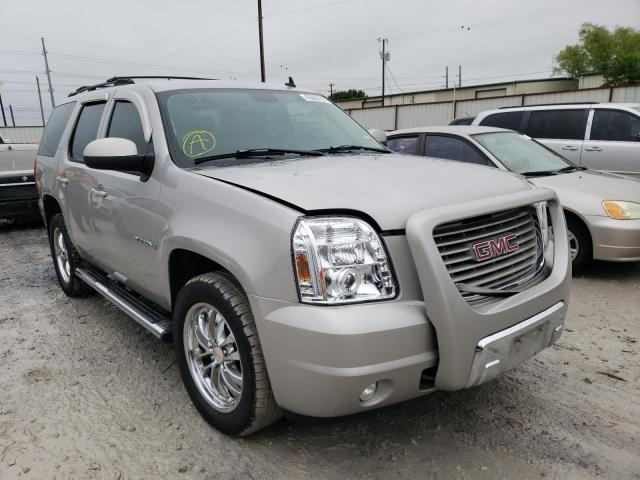 Salvage cars for sale from Copart Haslet, TX: 2007 GMC Yukon