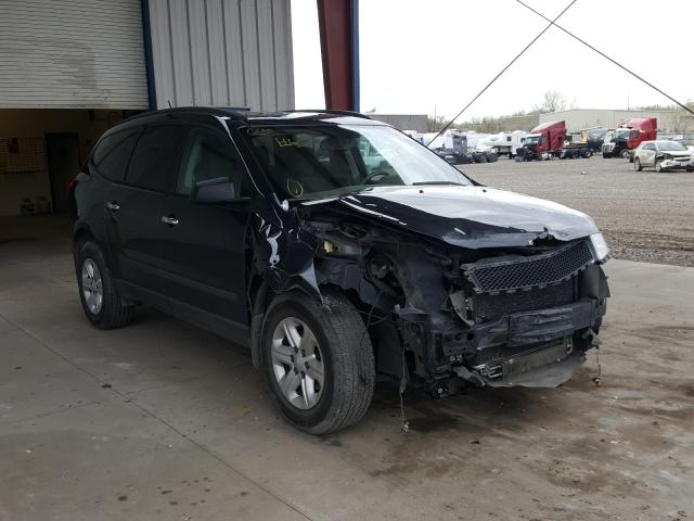 Salvage cars for sale from Copart Billings, MT: 2011 Chevrolet Traverse L