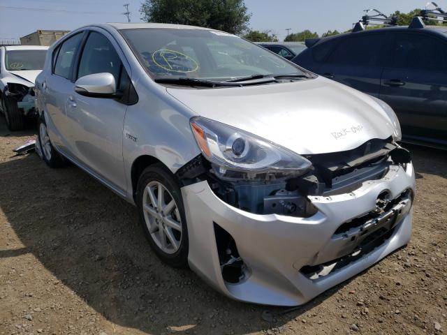 Salvage cars for sale from Copart San Diego, CA: 2015 Toyota Prius C