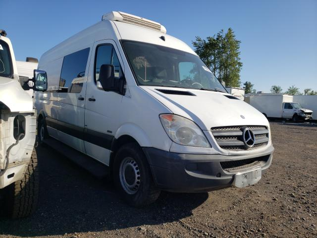 Mercedes-Benz Sprinter 2 salvage cars for sale: 2011 Mercedes-Benz Sprinter 2