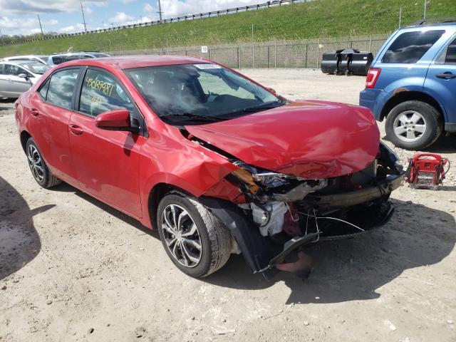 Vehiculos salvage en venta de Copart Northfield, OH: 2017 Toyota Corolla L