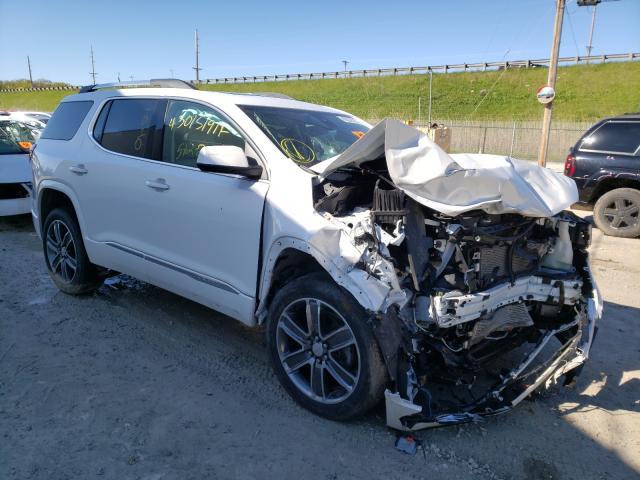 Vehiculos salvage en venta de Copart Northfield, OH: 2019 GMC Acadia DEN