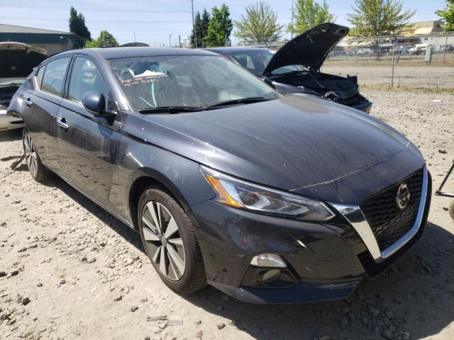 Salvage cars for sale from Copart Eugene, OR: 2019 Nissan Altima SL