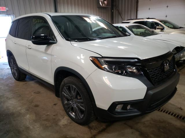 Honda Passport E salvage cars for sale: 2020 Honda Passport E