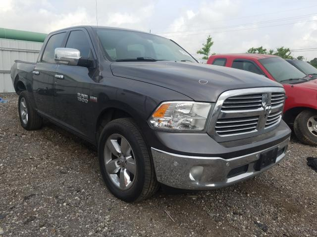 Salvage cars for sale from Copart Houston, TX: 2015 Dodge RAM 1500 SLT