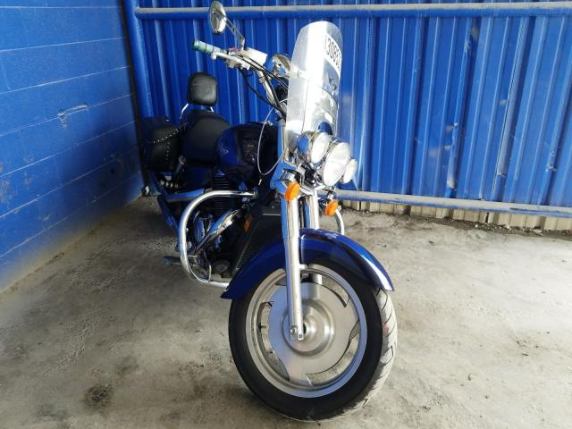 Salvage cars for sale from Copart Cartersville, GA: 2001 Honda VT1100 C2