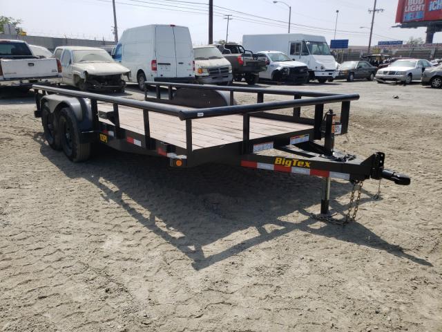 Big Tex salvage cars for sale: 2020 Big Tex Utlty
