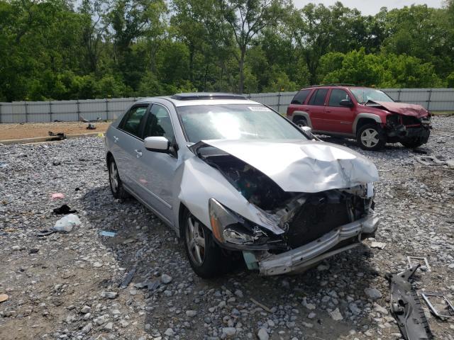 Vehiculos salvage en venta de Copart Cartersville, GA: 2005 Honda Accord EX