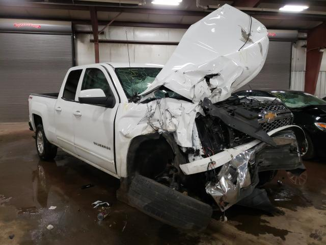 Salvage cars for sale from Copart Lansing, MI: 2015 Chevrolet Silverado