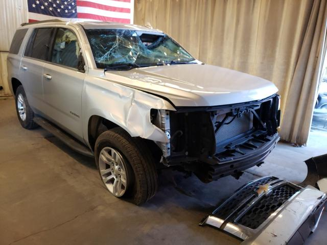 Salvage cars for sale from Copart Avon, MN: 2015 Chevrolet Tahoe K150