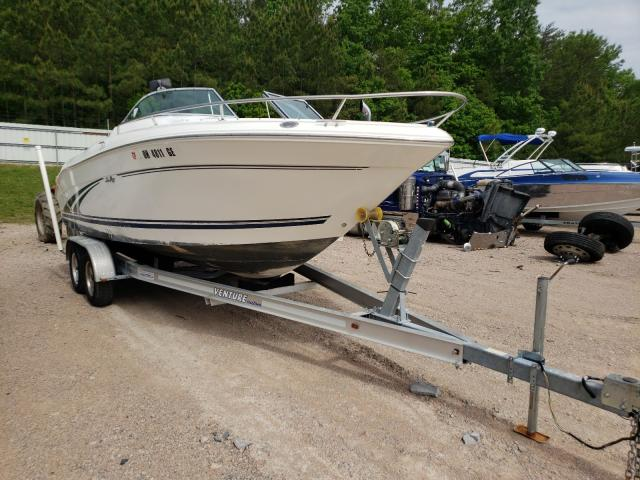 Salvage boats for sale at Charles City, VA auction: 1999 Seaa Boat Only