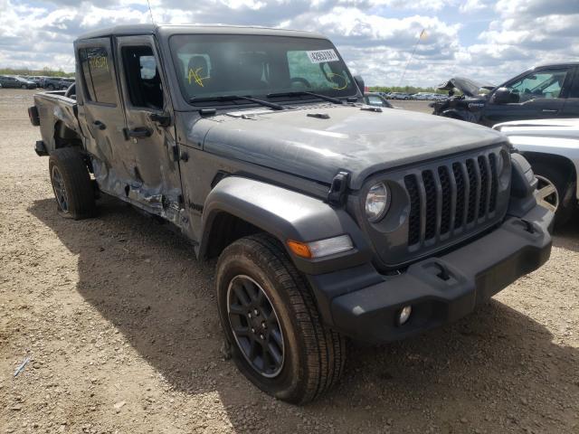 2020 Jeep Gladiator en venta en Elgin, IL